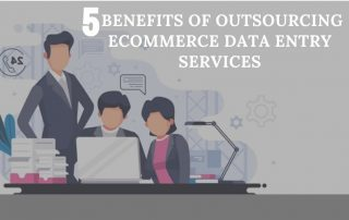 Outsource Ecommerce Product Data Entry Services