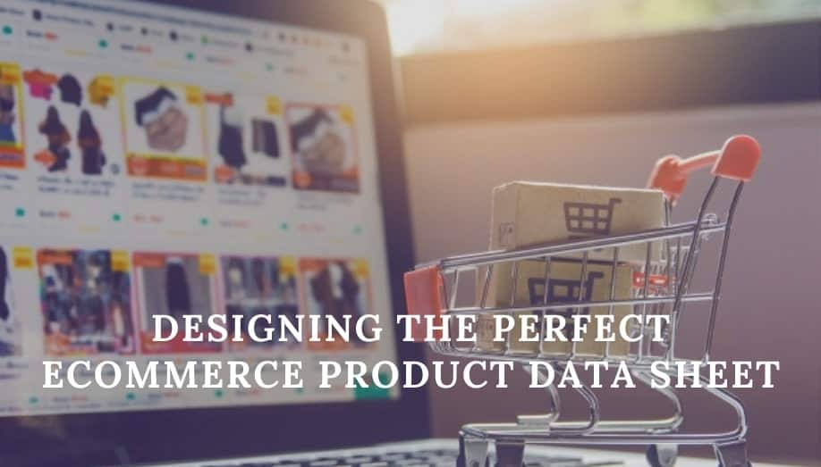 Ecommerce Product Data Sheet