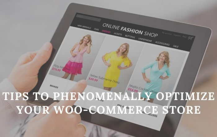 Woo-commerce Store