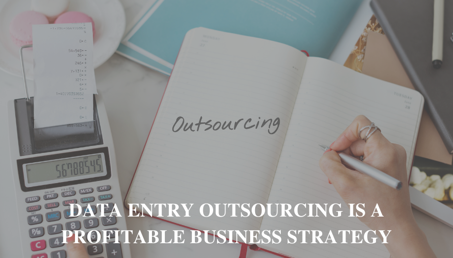 Data Entry Outsourcing is a profitable business strategy
